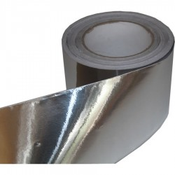 Adhesive for connecting the insulating thin