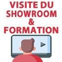 Formación en aula + visita showroom