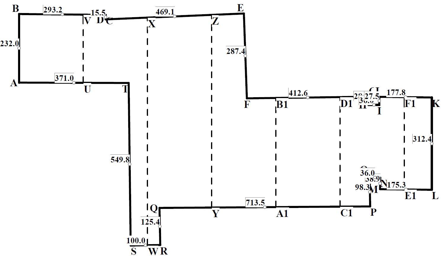 Plan de calepinage plafond tendu pour devis