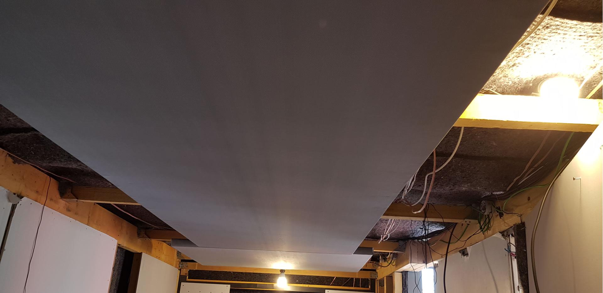 Magic Speaker enceinte audio pour plafonds tendus