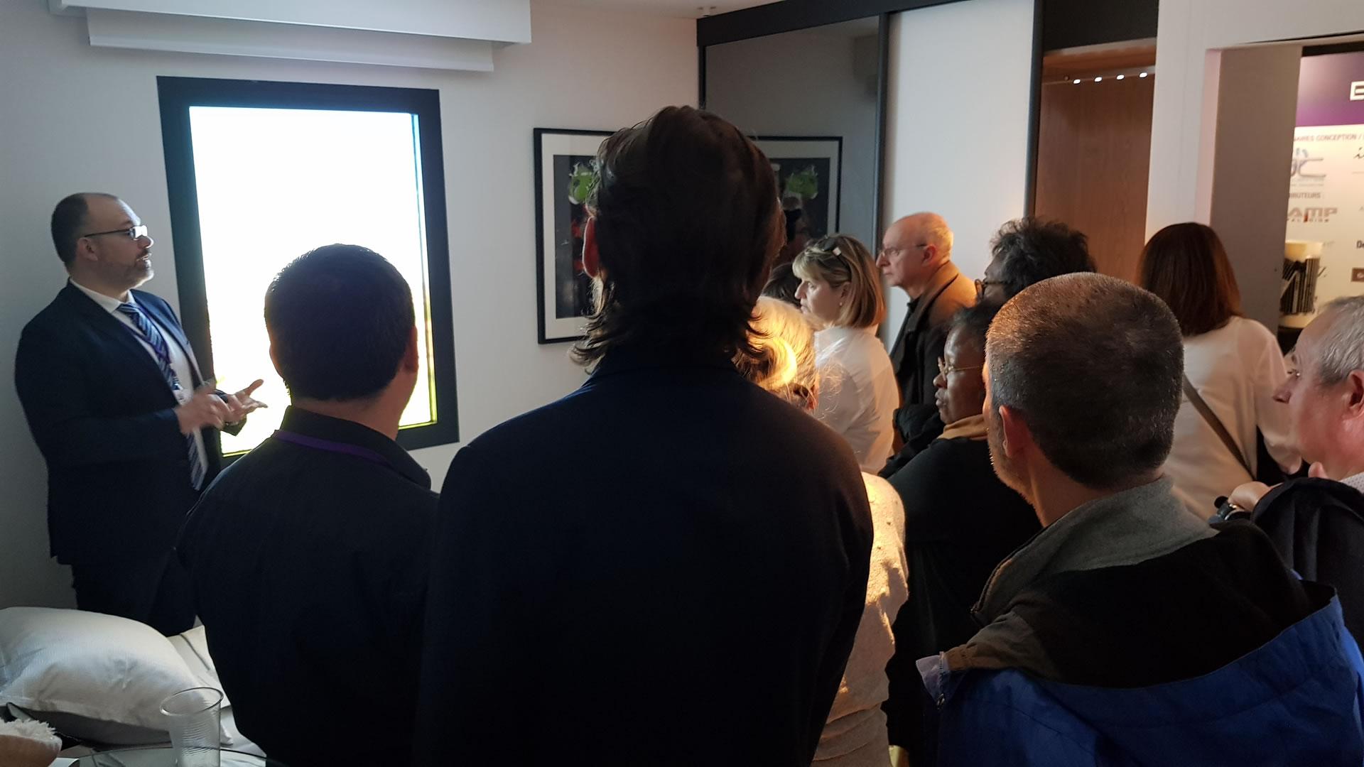 Sundoor présenté dans le logement du futur de toulouse en 2019
