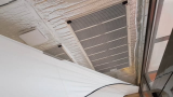 Plafond climatisant